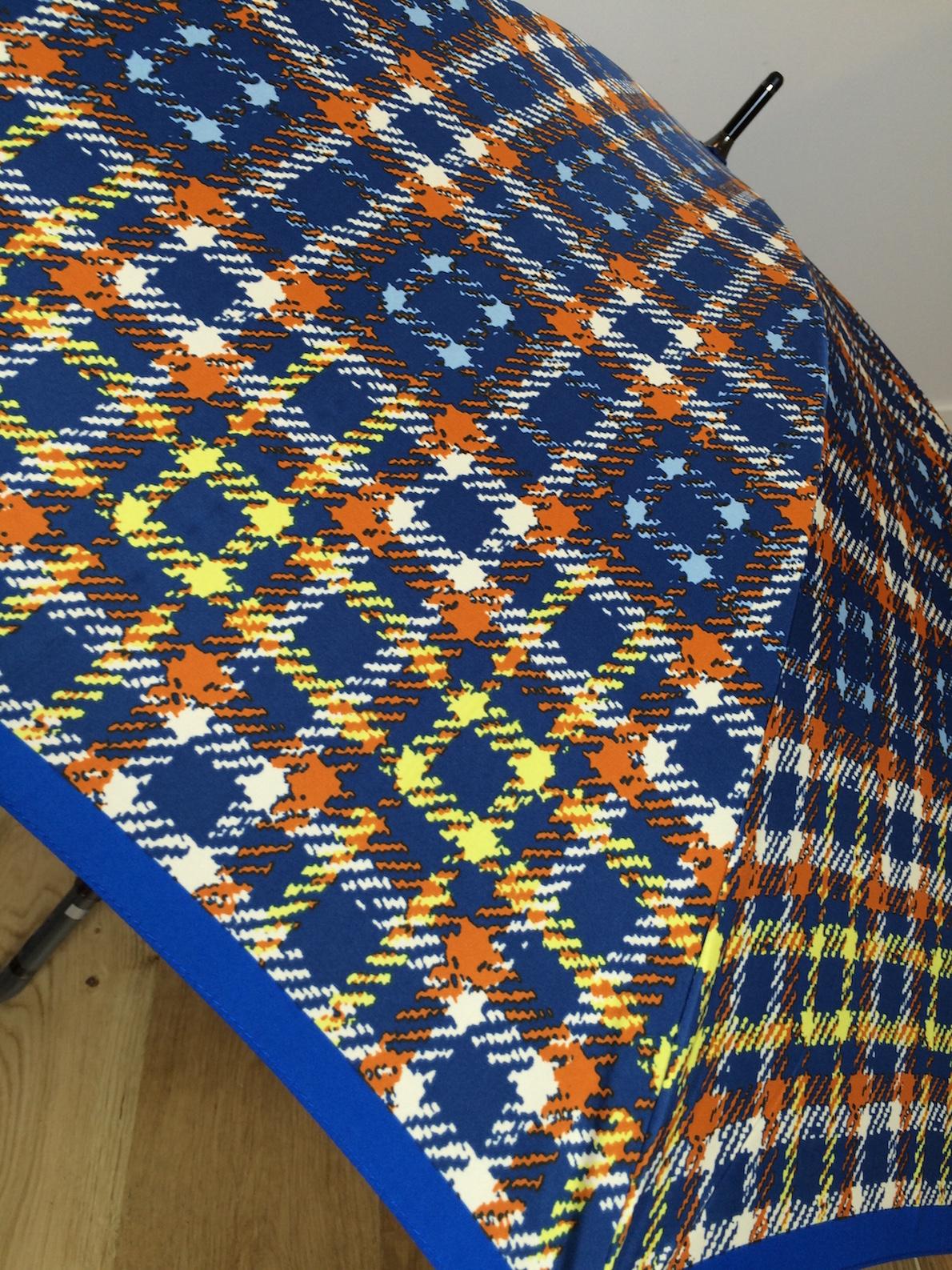 35-オレンジ&ブルー